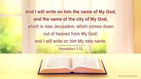 The Mystery of God's New Name – Reflection on Revelation 3:12