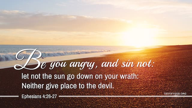 Ephesians 4 26-27,Bible Verses to Help You Overcome Anger and Control Your Emotions