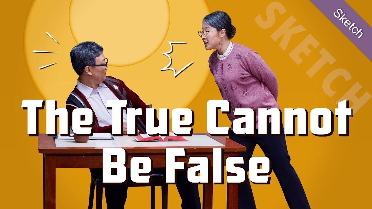 """The True Cannot Be False"": How to Discern the True Christ and False Christs"