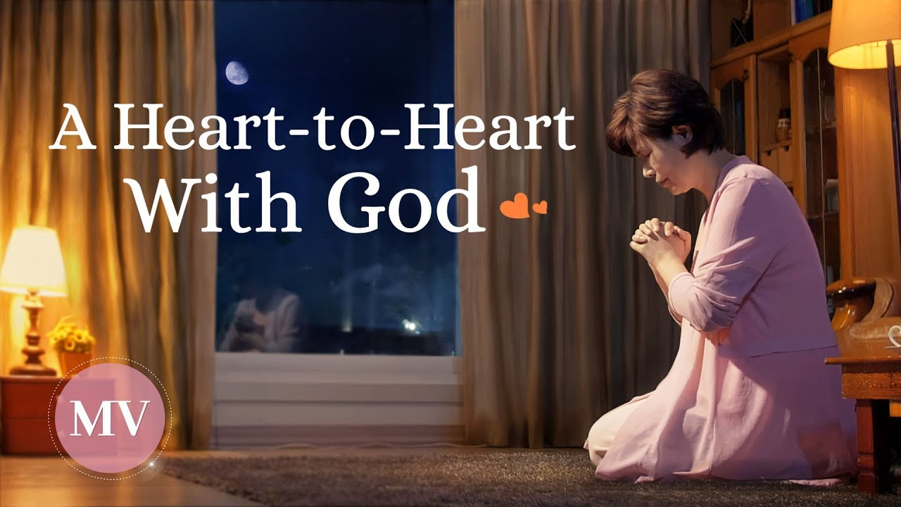"""Christian Music Video """"A Heart-to-Heart With God"""" (Korean Song)"""