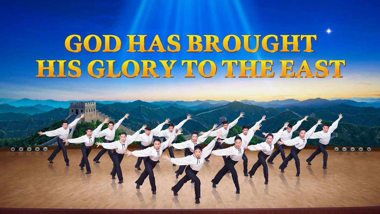 """Gospel Song """"God Has Brought His Glory to the East"""""""